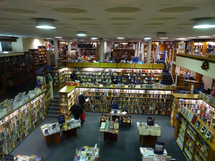Blackwells Bookshop