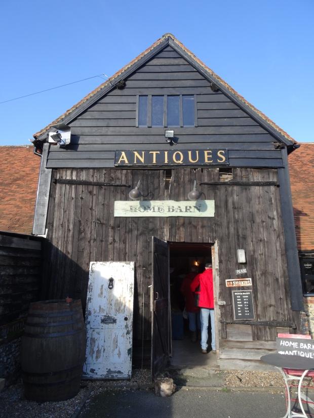 Antiques Bourne End