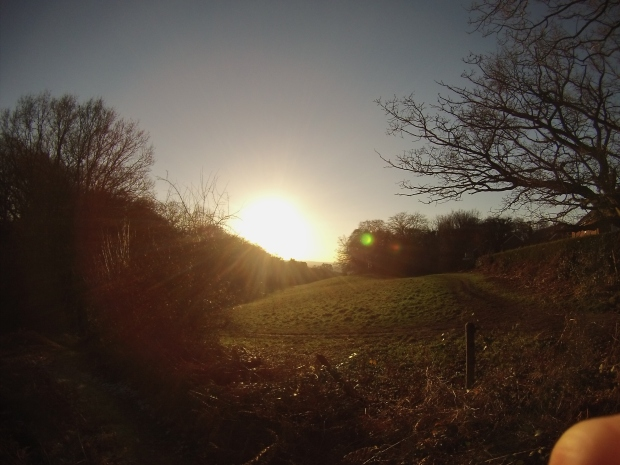 gopro scenery shot
