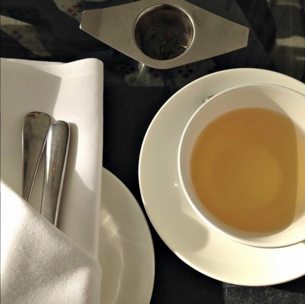 Danesfield House Tea