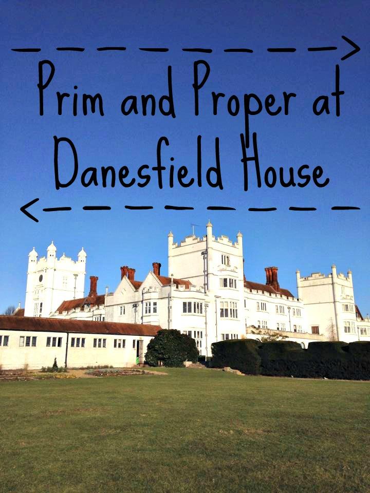 Danesfield House Title