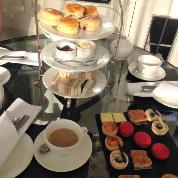 Danesfield House Afternoon Tea