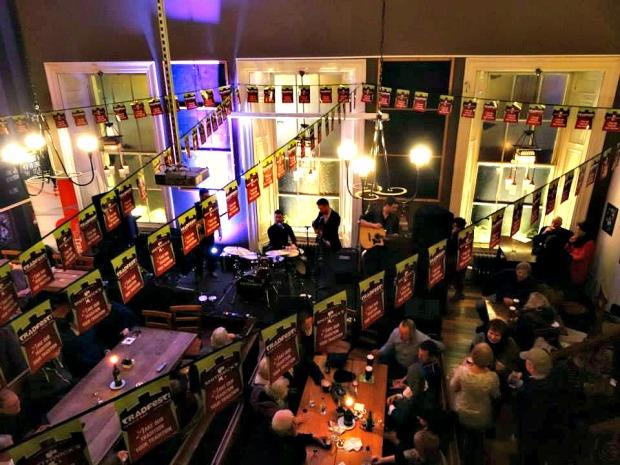 Tradfest Concert Dublin Temple Bar
