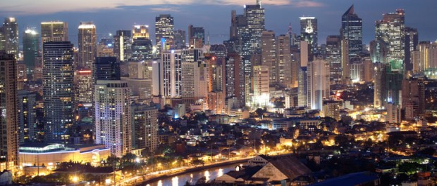 Manila-City-by-Night