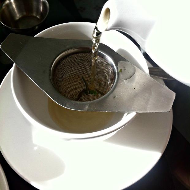 White Tea Chinese