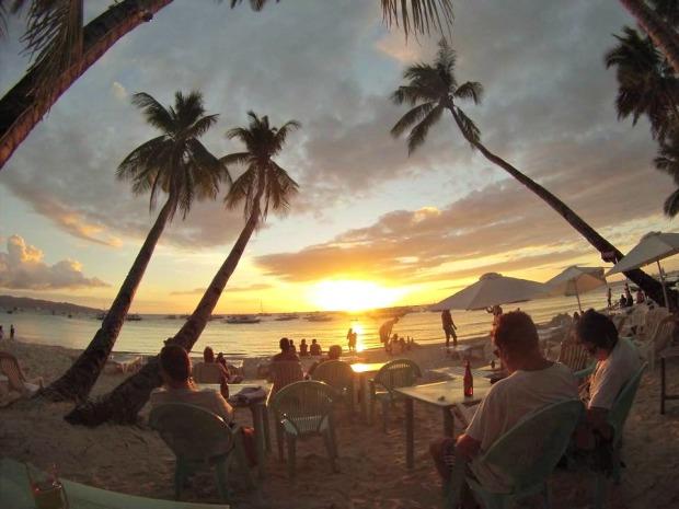 6 Boracay Sunset