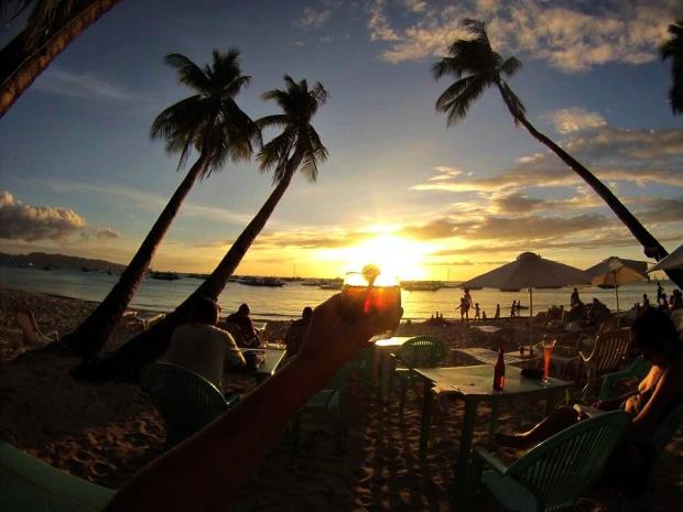 8 Boracay Sunset