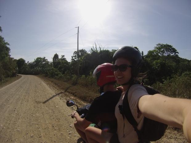 El Nido moped 7