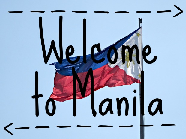 welcome to manila