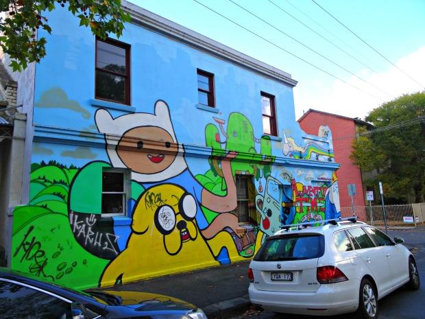 Melbourne Street Art 6