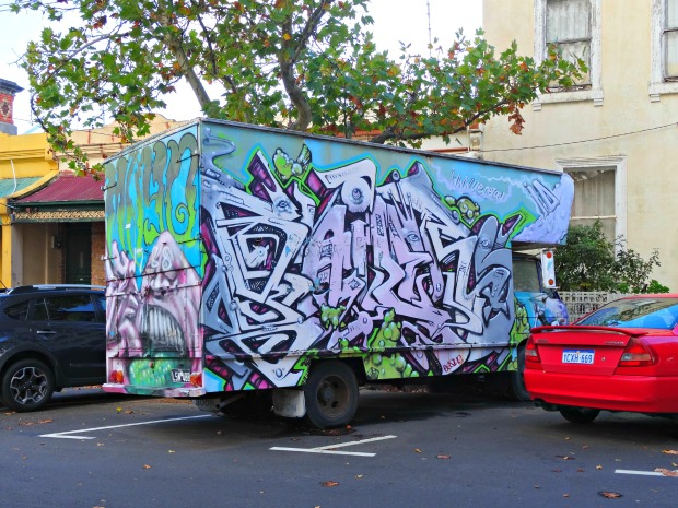 Melbourne Street Art 8