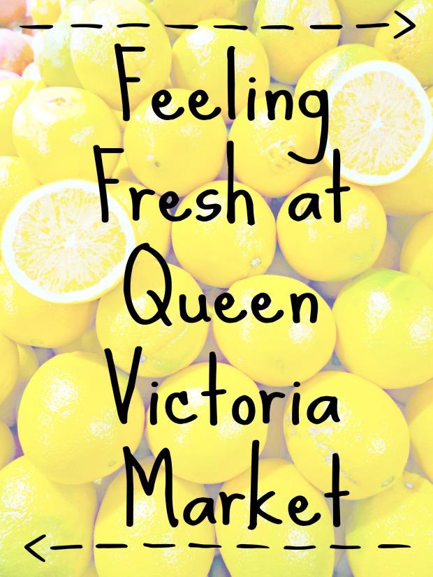 Queen Victoria Market 5