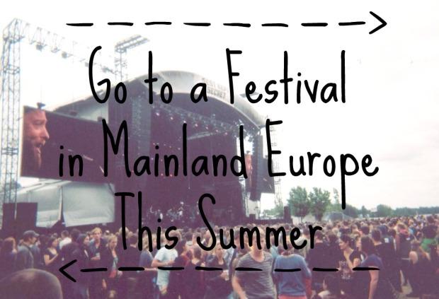 Festival in Europe 3
