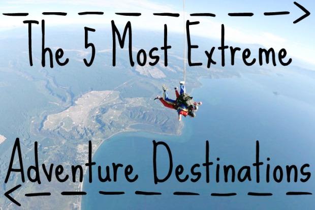 extreme adventure globe 6